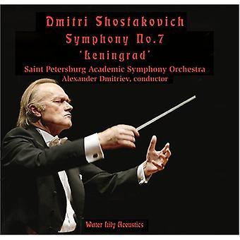 D. Sjostakovitj - Sjostakovitj: Symfoni No. 7 Leningrad [SACD] USA import