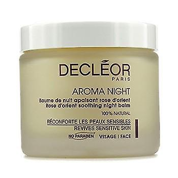 Decleor Aroma Night Aromatic Rose d'Orient Night Balm (Salon Size) - 100ml/3.3oz