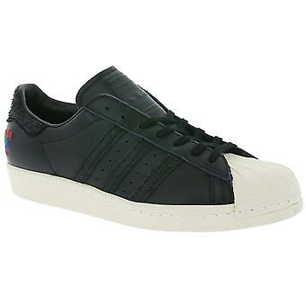 adidas originals superstar 80s Chinese new year men's sneaker black BA7778