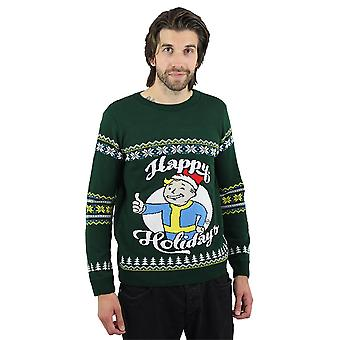 Officielle Fallout Happy Holidays jul Jumper / Sweater