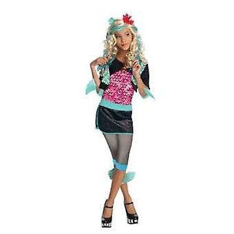 Rubie's Monster High Costume Lagoon Blue Child (Costumes)