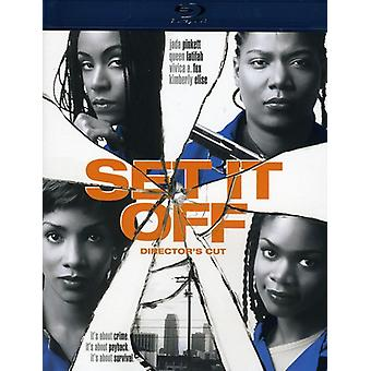 Configurar importación USA It Off [BLU-RAY]