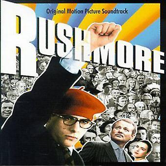 Soundtrack - Rushmore (LP) [Vinyl] USA importerer