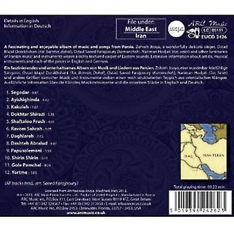 Reis naar Perzië - reis naar Perzië [CD] USA import