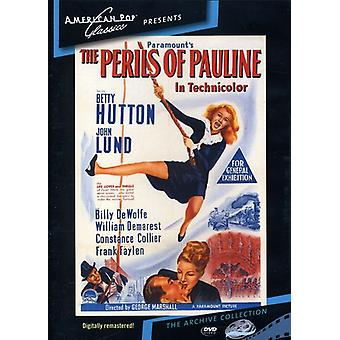 Perils of Pauline (1947) [DVD] USA import