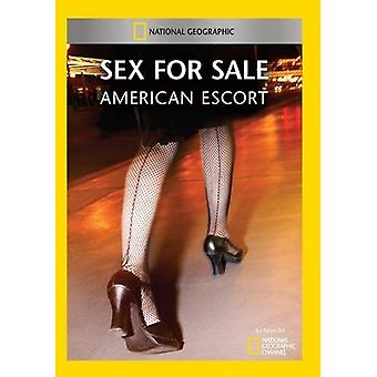 Sex for Sale: American Escort [DVD] USA import