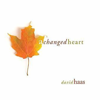 David Haas - ændret hjertet [CD] USA import