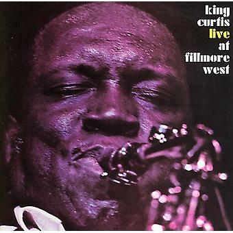 King Curtis - na żywo na import USA wirtuoz [CD]