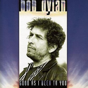 Bob Dylan - bra som jag varit att du [CD] USA import