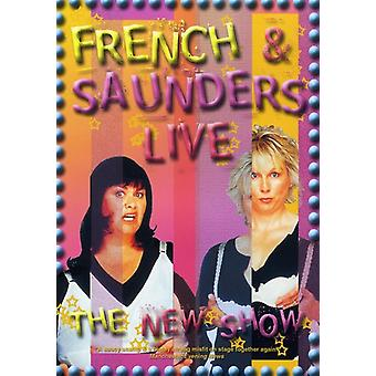 Fransk & Saunders - Live: The nye Show [DVD] USA import