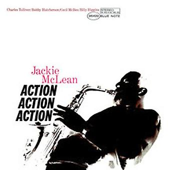 Jackie McLean - actie [CD] USA import