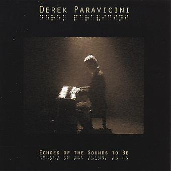 Derek Paravicini - ekko av lydene til [DVD] USA importere