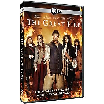 Great Fire [DVD] USA import