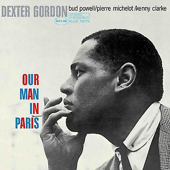 Dexter Gordon - Our Man in Parijs [CD] USA import