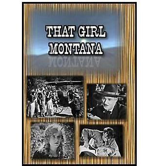 Pige Montana 1921 [DVD] USA import