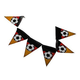 Football car pennant 1 m Germany EM World Cup soccer party