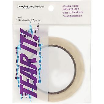 Tear It! Double-Sided Adhesive Tape -.25