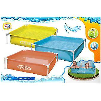 Colorbaby Pool Mini Frame Blue +3 Years (Garden , Swimming pools , Swimming pools)