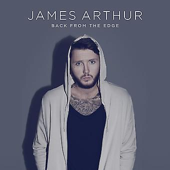 James Arthur - terug uit the Edge [CD] USA import
