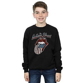Rolling Stones drenge Tour Of America Sweatshirt