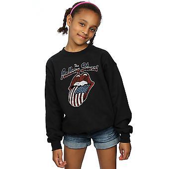 Rolling Stones Girls Tour Of America Sweatshirt