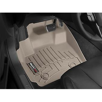 WeatherTech (454401) FloorLiner, Front, Tan