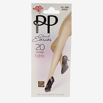 Ladies Pretty Polly 20 Denier Tights