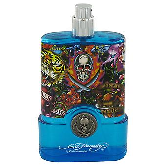 Christian Audigier Men Ed Hardy Hearts & Daggers Eau De Toilette Spray (Tester) By Christian Audigier