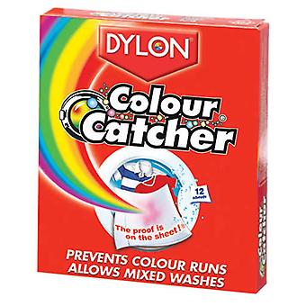 Dylon Colour Catcher (12 vellen) Van Caraselle