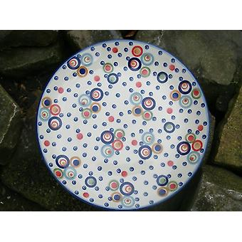 Dinner plates, Ø26 cm, colorful, BSN m-4645