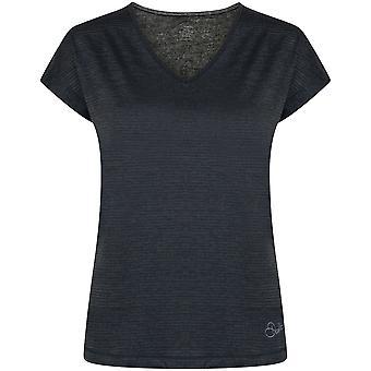 2 b Damen/Damen Dare Leichtgewicht Feuchtigkeitstransport schnell trocknende-T-Shirt gesägt
