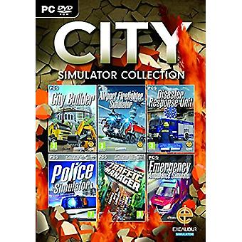 City Simulator collectie (PC DVD-Rom)