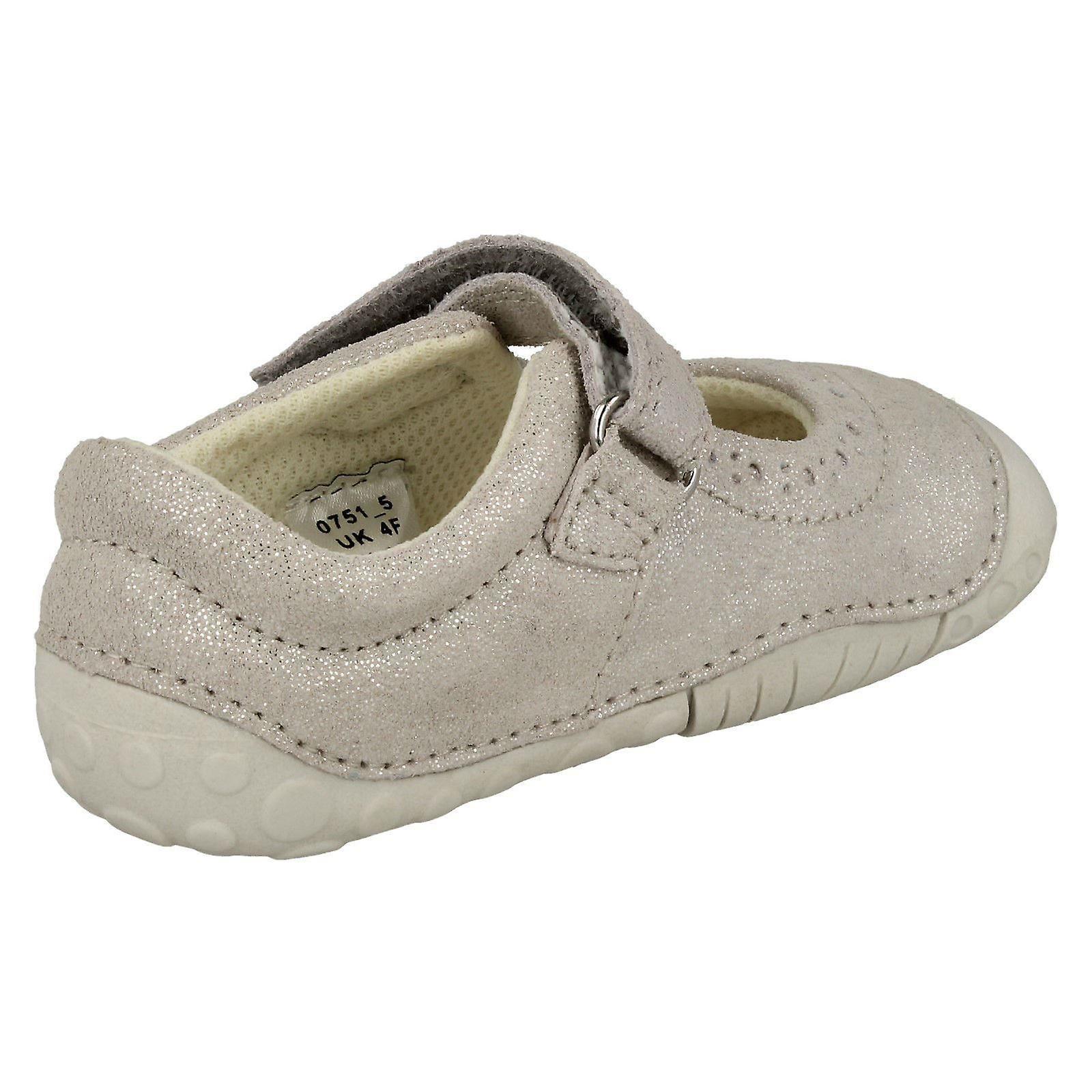 Girls Girls Girls Startrite Casual Shoes Cruise - Silver Nubuck - UK Size 3.5F - EU Size 19.5 - US Size 4.5 cc70b1