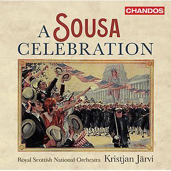 Sousa / Royal Scottish National Orchestra - Sousa célébration [SACD] USA import