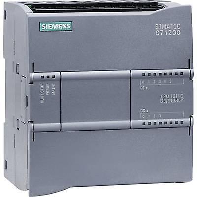 Siemens CPU 1211C DC/DC/RELAIS 6ES7211-1HE31-0XB0 PLC controller 24 Vdc