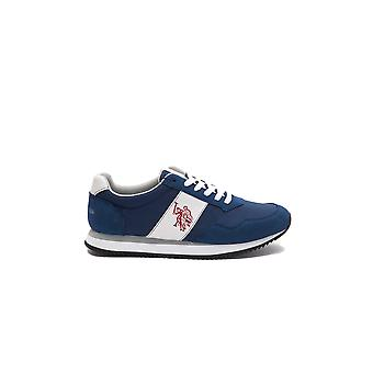 Sneakers Blue Natts Us Polo Man
