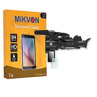 Panasonic HC-X1 Screen Protector - Mikvon flexible Tempered Glass 9H (Retail Package with accessories)