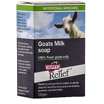 Hopes Relief, Goats Milk Soap, 125g