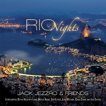 Jack Jezzro - Rio Nights [CD] USA import