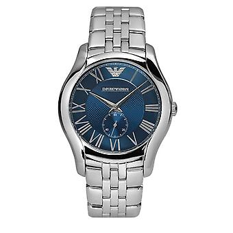 Emporio Armani Mens' Watch - AR1789 - Blue/Steel