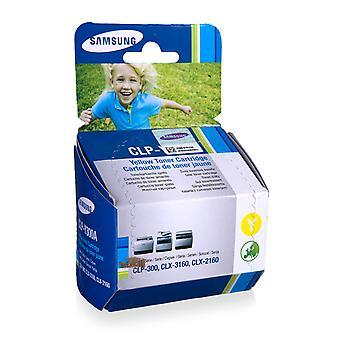 Samsung Toner-Patronen. CLP-Y300A gelb 1 k