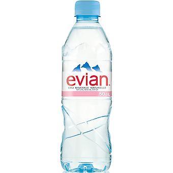 Evian Stillwasser