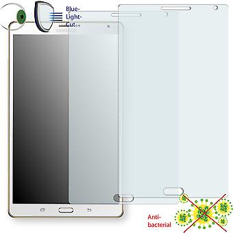 Samsung Galaxy tab S 8.4 with telephony and telephony screen protector - Disagu ClearScreen protector