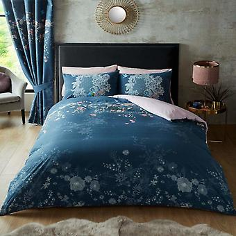Bella Floral Duvet Cover Set