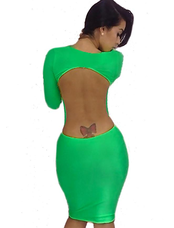 Waooh - Fashion - kjole langermet