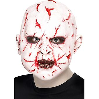 疤痕面面罩,乳胶顶面膜