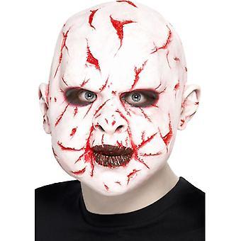 Scarface Mask, Latex Overhead Mask
