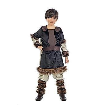 Viking kid Fenris costume barbare petite jeune costume enfant