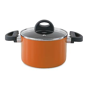 BergHOFF Cookware orange Lidded 16cm