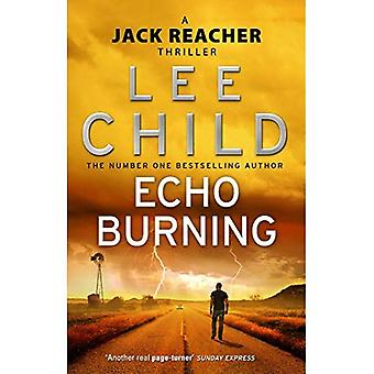 Echo Burning. Lee Child